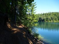 Sugarpine 'fisherman's trail'