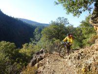 Sean on the South Yuba Trail