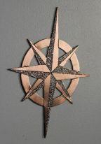 Custom compass headbadge