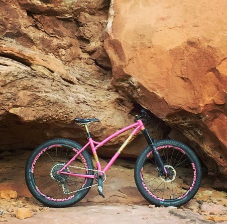 Laura's 27.5x3 in Moab