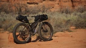 Packrafting with the fatbike
