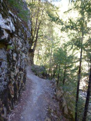 1st Divide Trail! I've missed you.