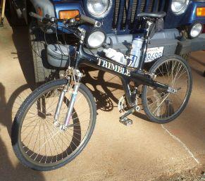 A very old bike