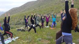 Yoga y Naturaleza en el Parque Natural Cabo de Gata (Almería)