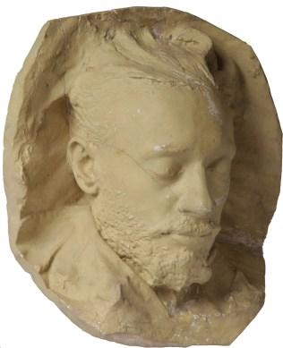 Яков Свердлов, посмертная маска