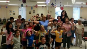 total body fitness with senior center