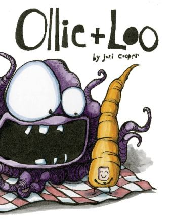 Ollie and Leo Blurb Unique Children's Book