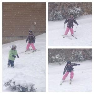 urban skiing snowpocalypse pdx snow