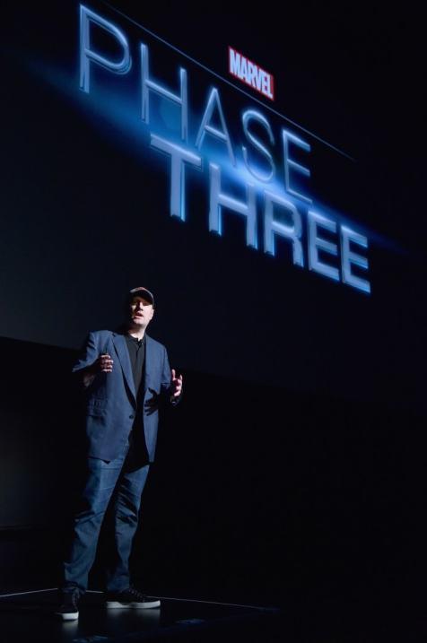 MARVEL STUDIOS UNVEILS PHASE 3 OF MARVEL CINEMATIC UNIVERSE: New Marvel Movie Dates