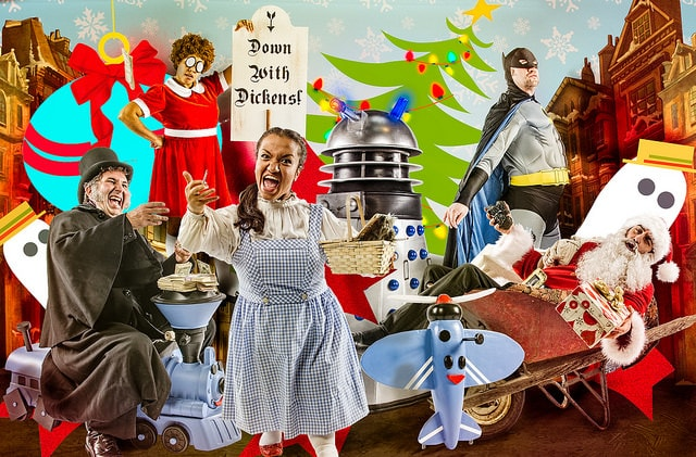 Don't Miss Twist Your Dickens at Portland Center Stage This Holiday Season #HolidayDrama #PDXEvents