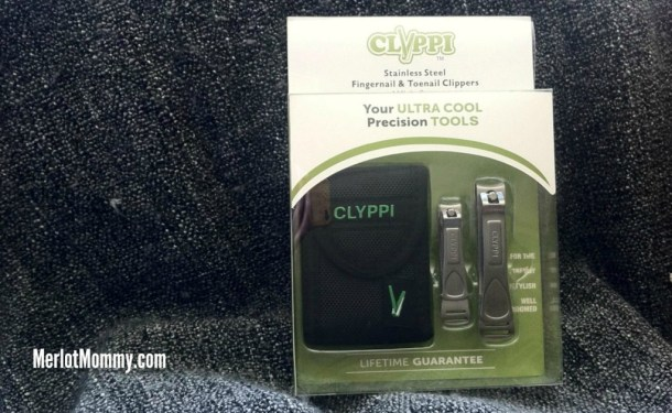 Clyppi Nail Clipper Set Review