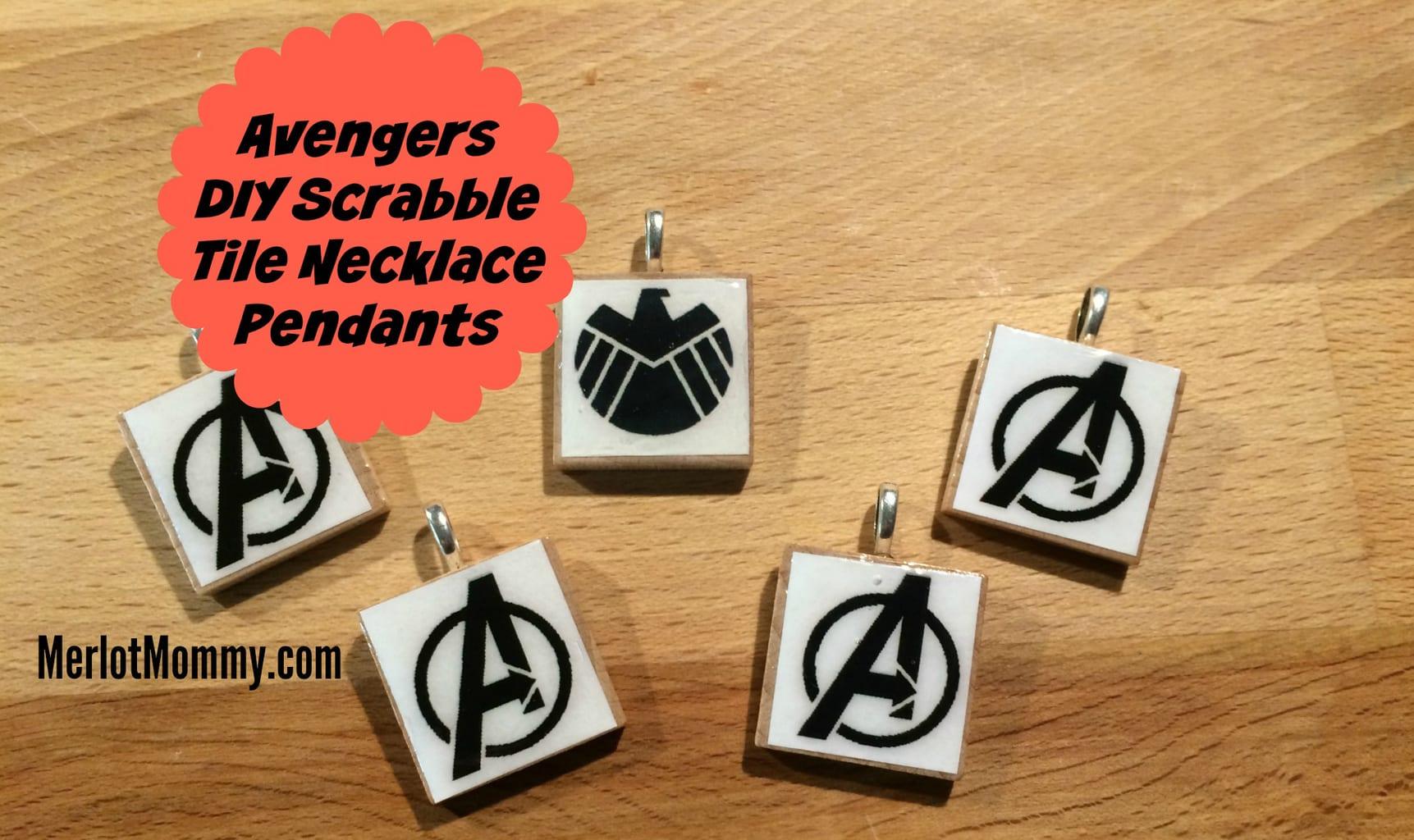 Diy scrabble tile necklace pendants avengersevent agentsofshield diy scrabble tile necklace pendants avengersevent agentsofshield abctvevent aloadofball Choice Image
