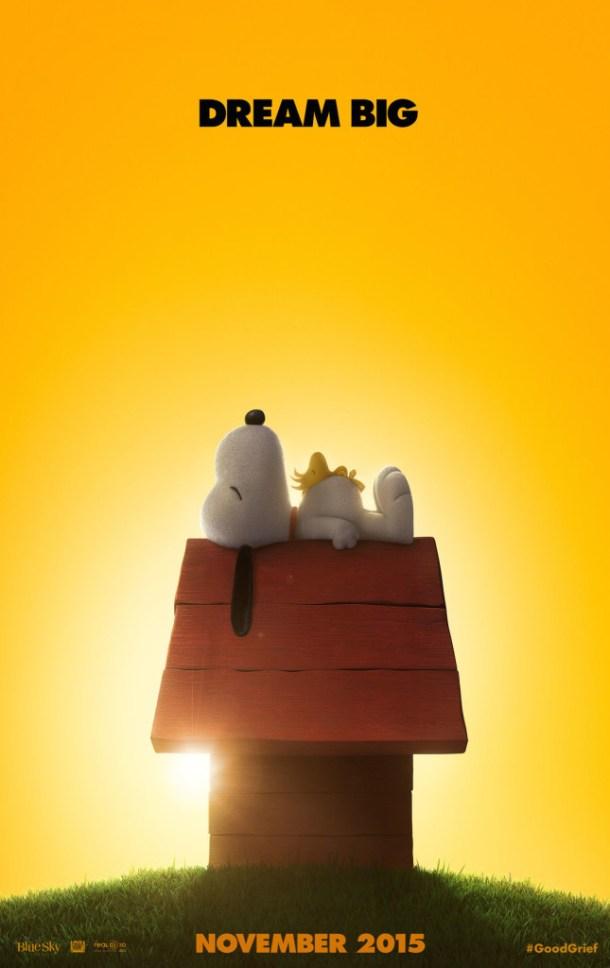 Check out the NEW Peanuts Movie Trailer #PeanutsMovie