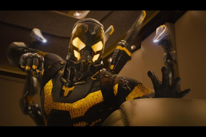 EXCLUSIVE Interview: Corey Stoll Talks Yellowjacket and Being a Villain in Ant-Man #AntManEvent