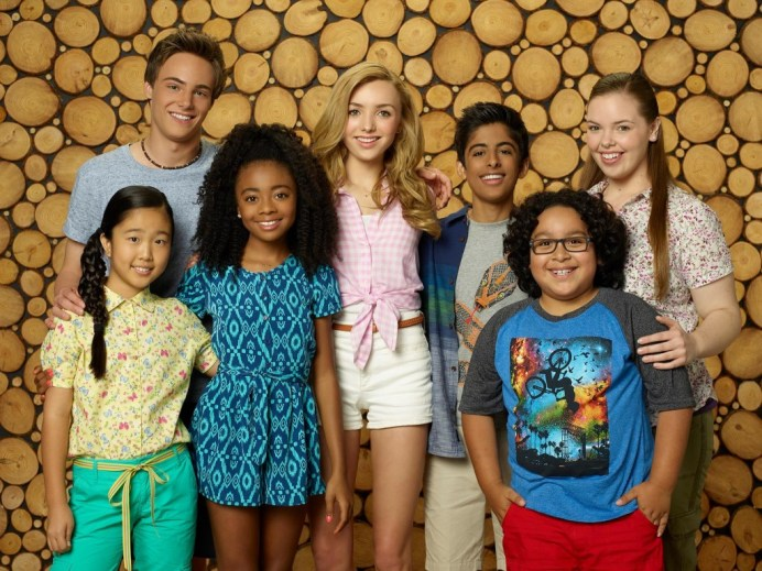 Exclusive Behind-the-Scenes with Disney Channel's BUNK'D Cast #BunkdEvent #AntManEvent