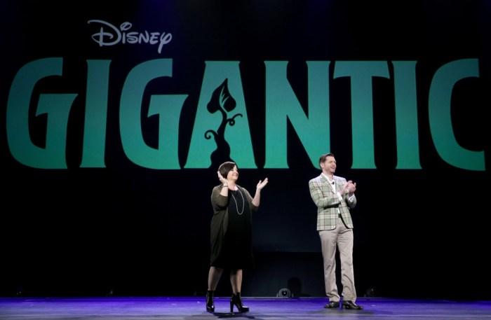 GIGANTIC (#Gigantic)