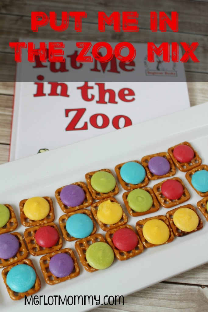 Put Me In the Zoo Mix for Dr. Seuss' Birthday