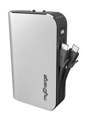 Top Family Tech CES Picks: myCharge HubPlus 6000mAh portable charger
