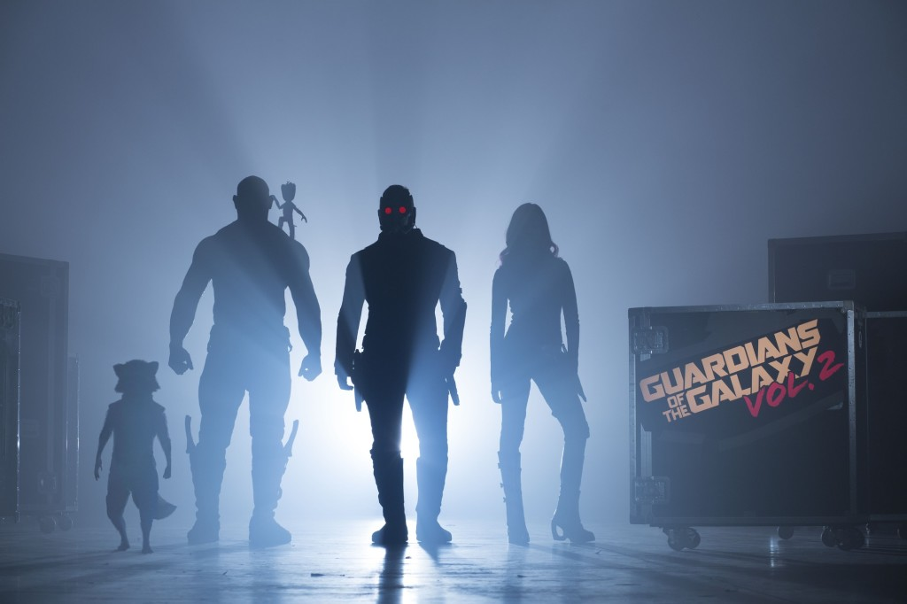 Marvel Studios Begins Production on GUARDIANS OF THE GALAXY VOL. 2