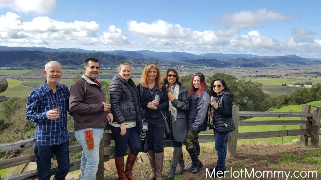 A Visit to Rodney Strong Vineyards in Sonoma