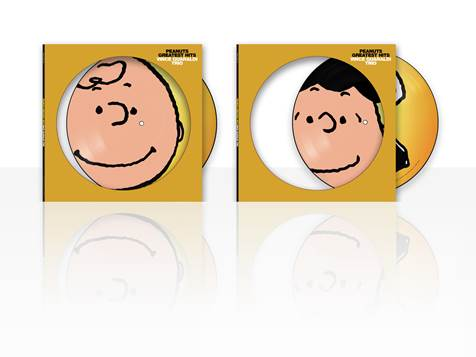 Peanuts Greatest Hits [LP Picture Disc]