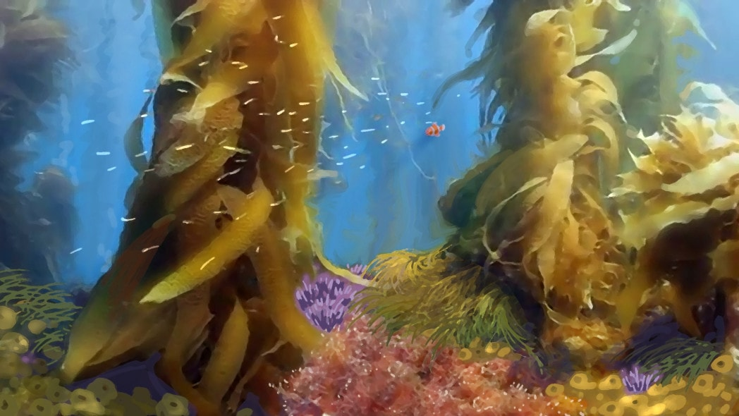 Finding Dory: Creating Dory's Story