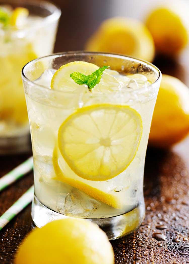 Tuscan Lemon Drop Cocktail