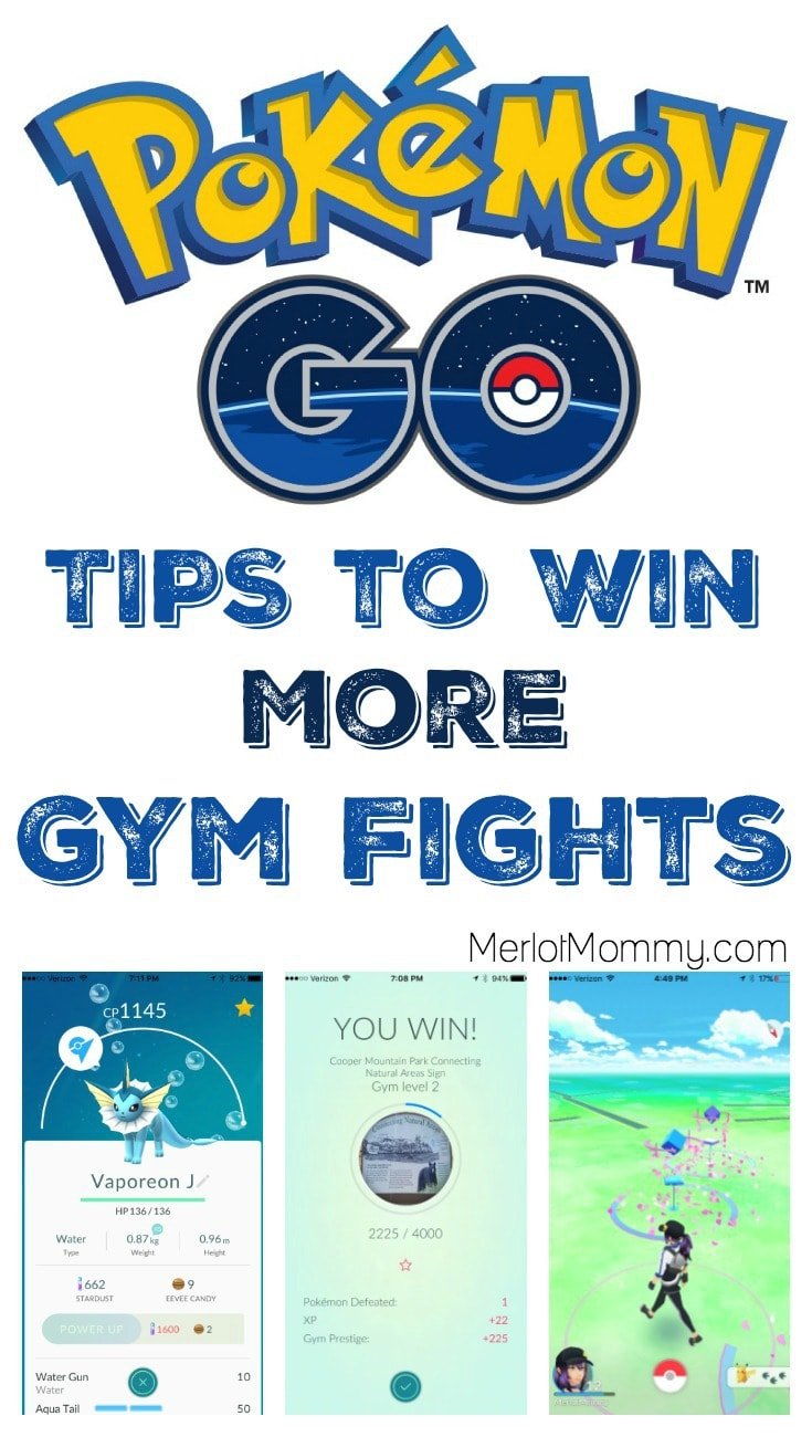 How to Win More Gym Fights in Pokémon Go