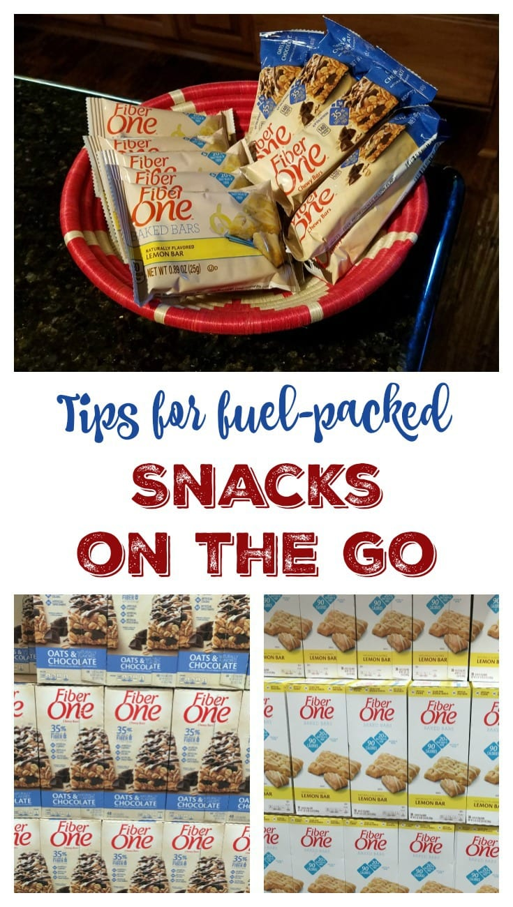 Tips for Fuel-Packed Snacks on the Go