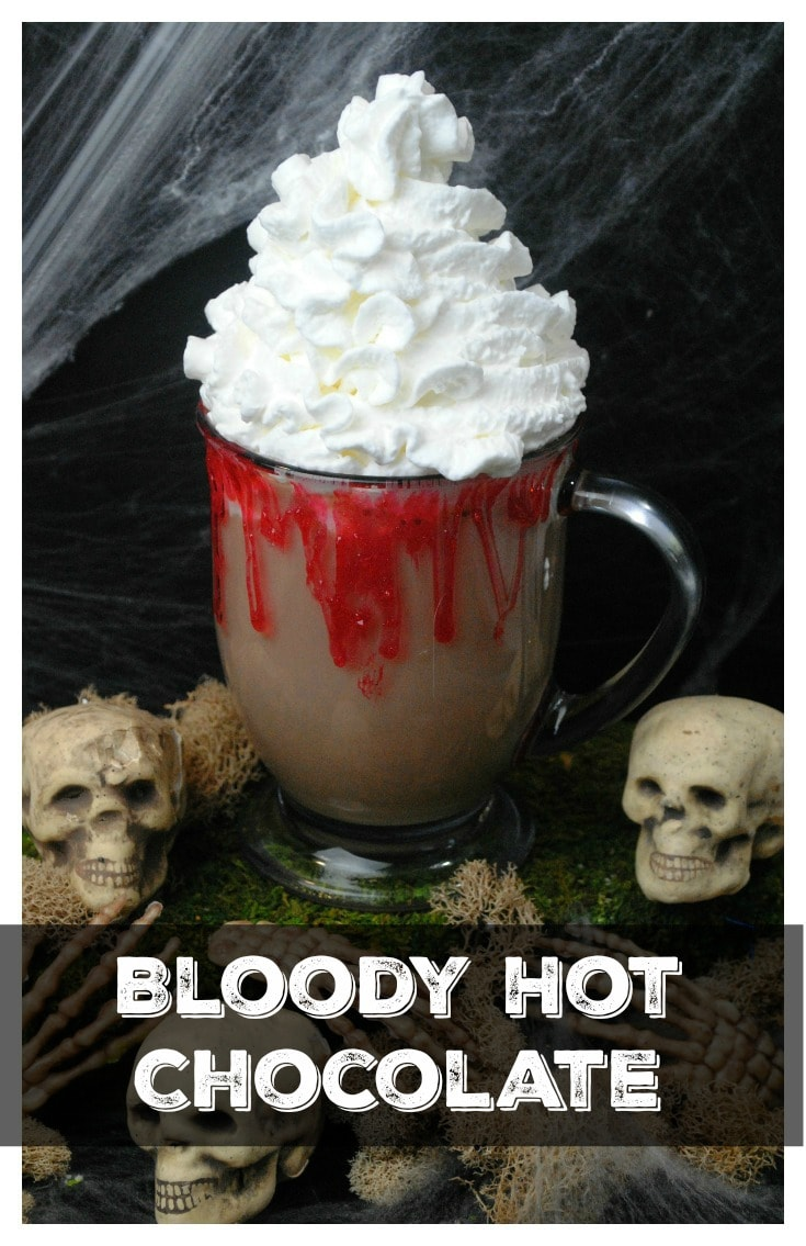 Bloody Hot Chocolate