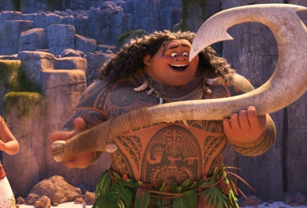 13 Things to Know About Auli'i Cravalho and Why Moana Calls Her - Moana concept art