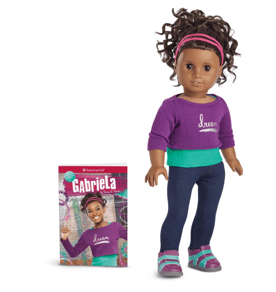 Meet Gabriela the American Girl 2017 Girl of the Year