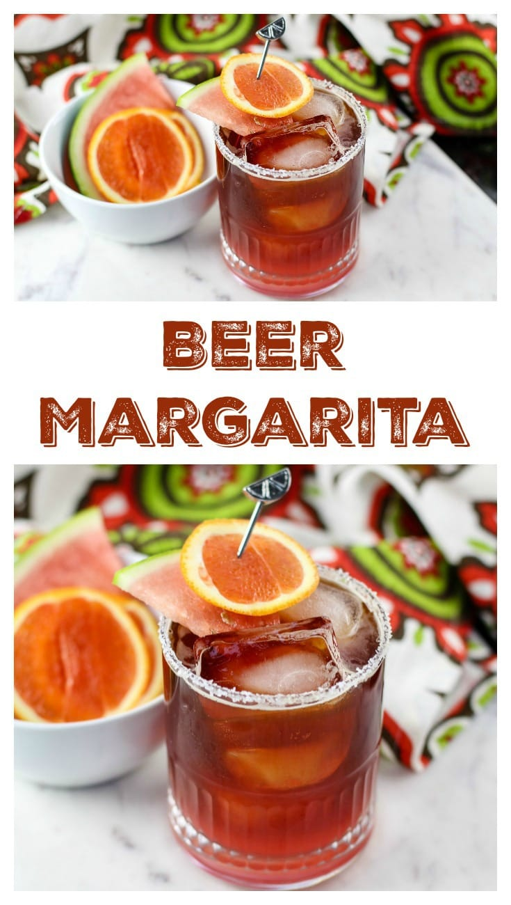 Margarita and Beer Margarita