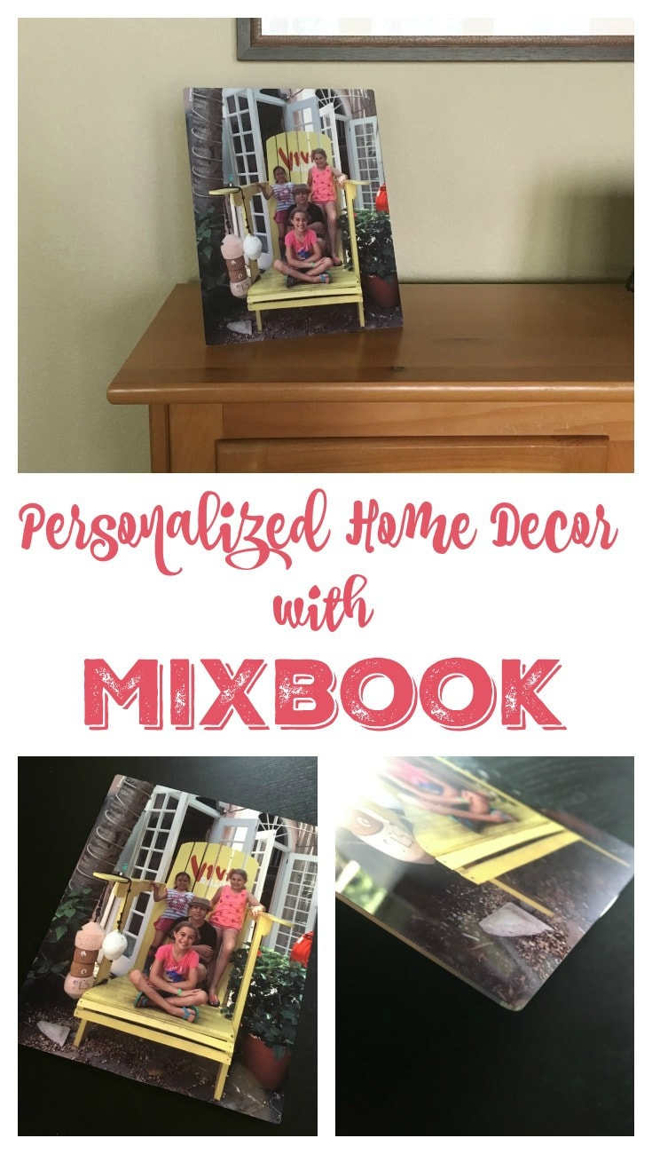 Personalized Home Decor with Mixbook Collage