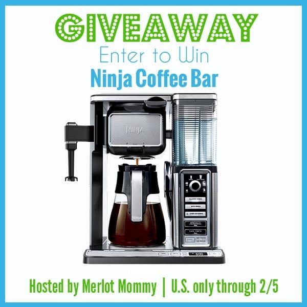 Ninja Coffee Bar Giveaway