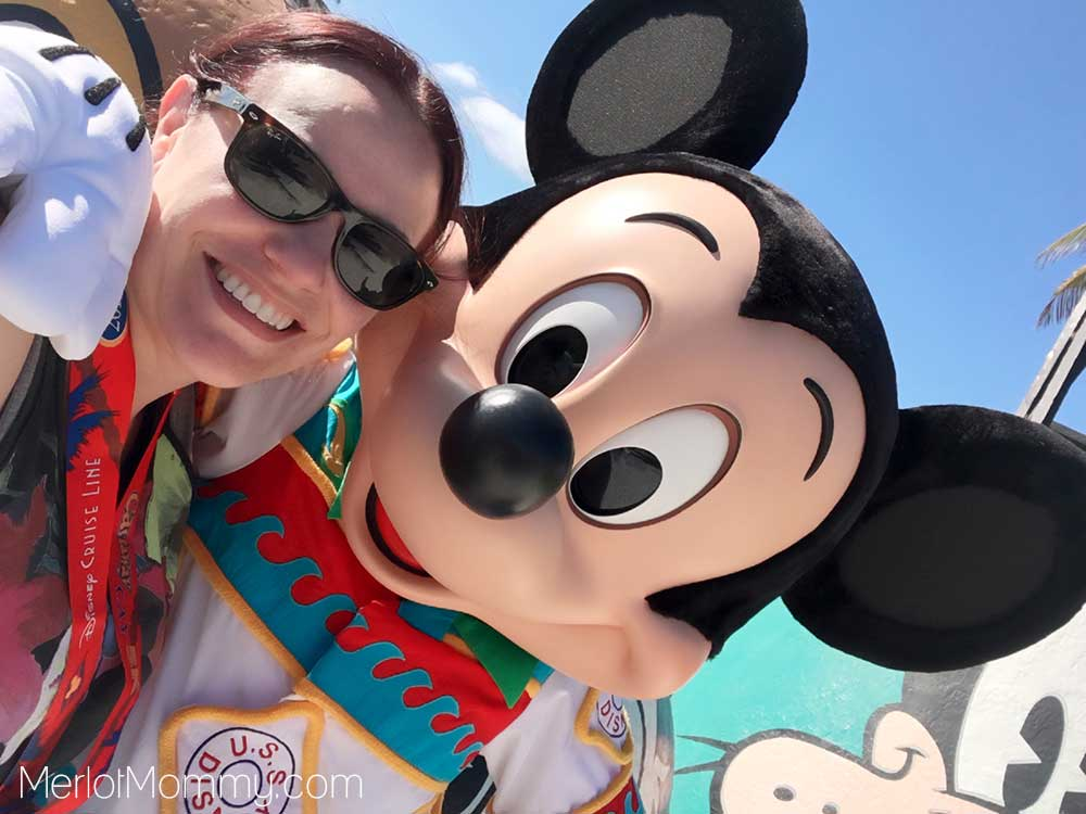 runDisney Castaway Cay 5k for the Family on the Disney Cruise Line