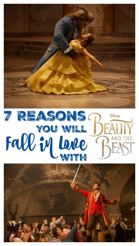 7 Reasons You Will Fall in Love with Disney's Live-Action Beauty and the Beast