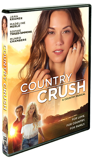 Country Crush DVD Giveaway