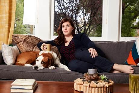 Allison Tolman as Nan in Downward Dog