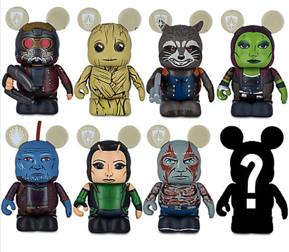 Ultimate Guide to Guardians of the Galaxy Vol. 2 Gifts and Merchandise: Vinylmation