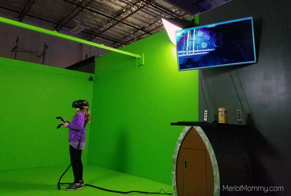 Virtual Sports - Virtual Reality Experience Seattle