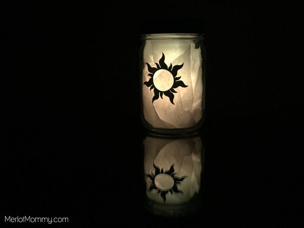 DIY Disney's Tangled Lantern