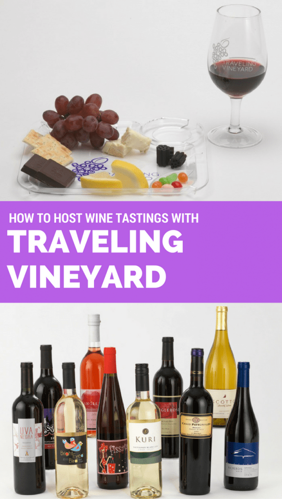 How to Host Wine Tastings for a Living