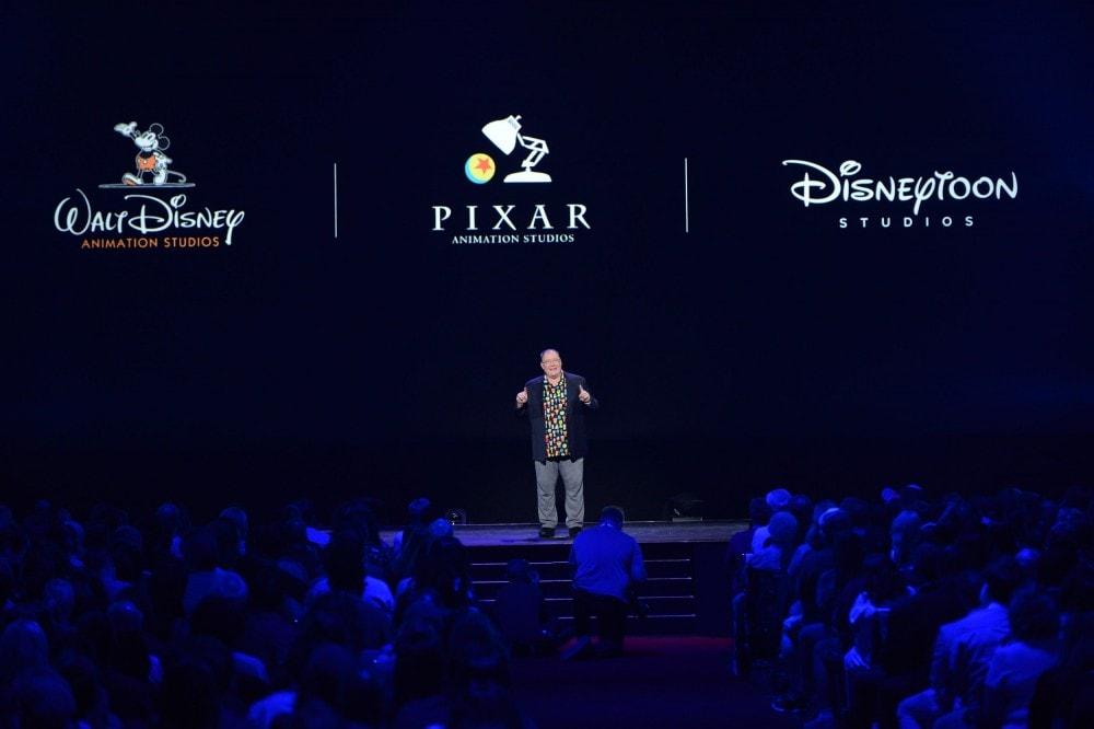 D23 Expo Pixar and Walt Disney Animation Studios Panel Recap