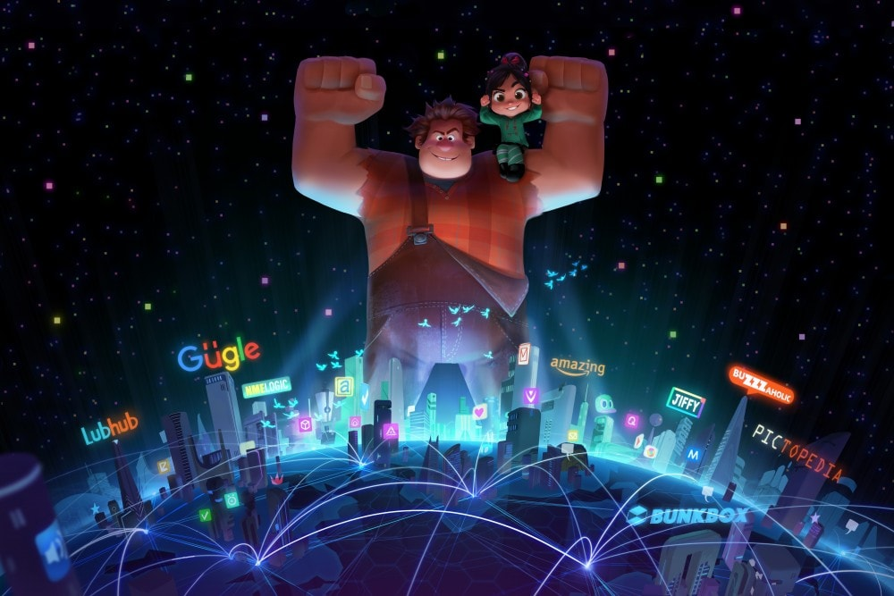 Wreck-it Ralph 2 - I'm Going to the Ultimate Disney Fan Event July 14-16 - The D23 Expo
