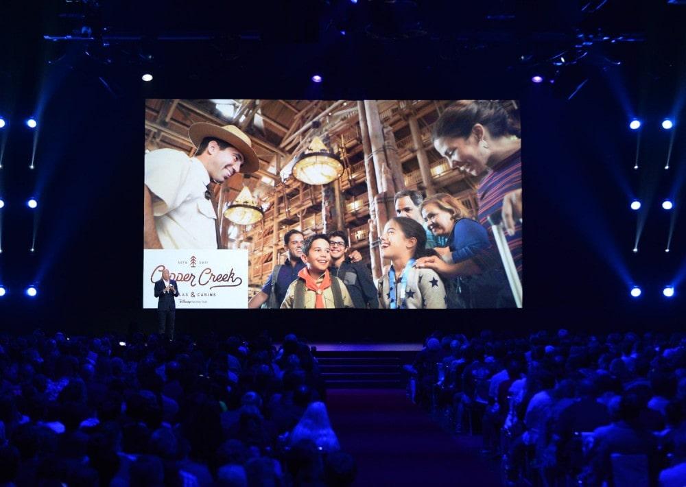 The Future of Walt Disney Parks and Resorts - D23 Expo Recap Copper Creeak DVC