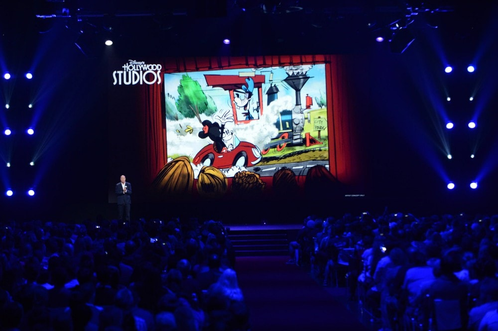 The Future of Walt Disney Parks and Resorts - D23 Expo Recap Mickey and Minnie Runaway Railway
