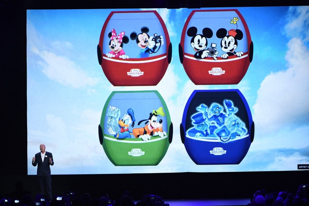 The Future of Walt Disney Parks and Resorts - D23 Expo Recap Skyliners