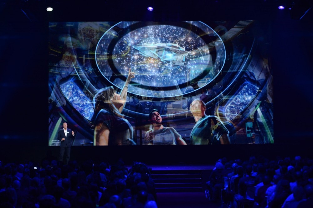 The Future of Walt Disney Parks and Resorts - D23 Expo Recap Star Wars hotel
