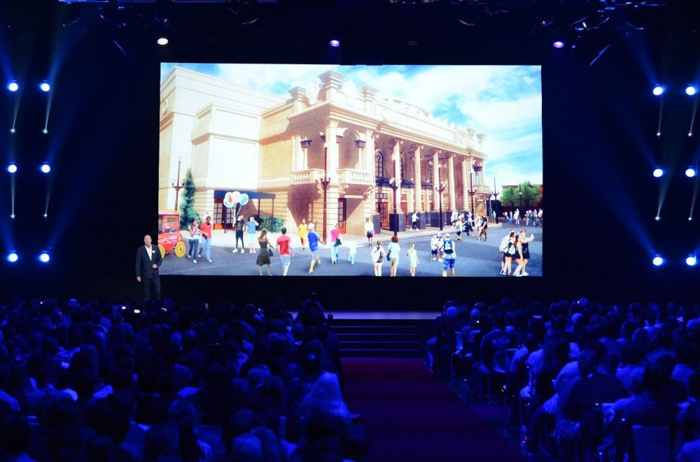 The Future of Walt Disney Parks and Resorts - D23 Expo Recap Main Street USA Theatre